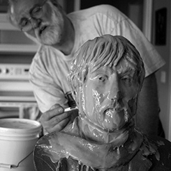 randy mundy the sculpture